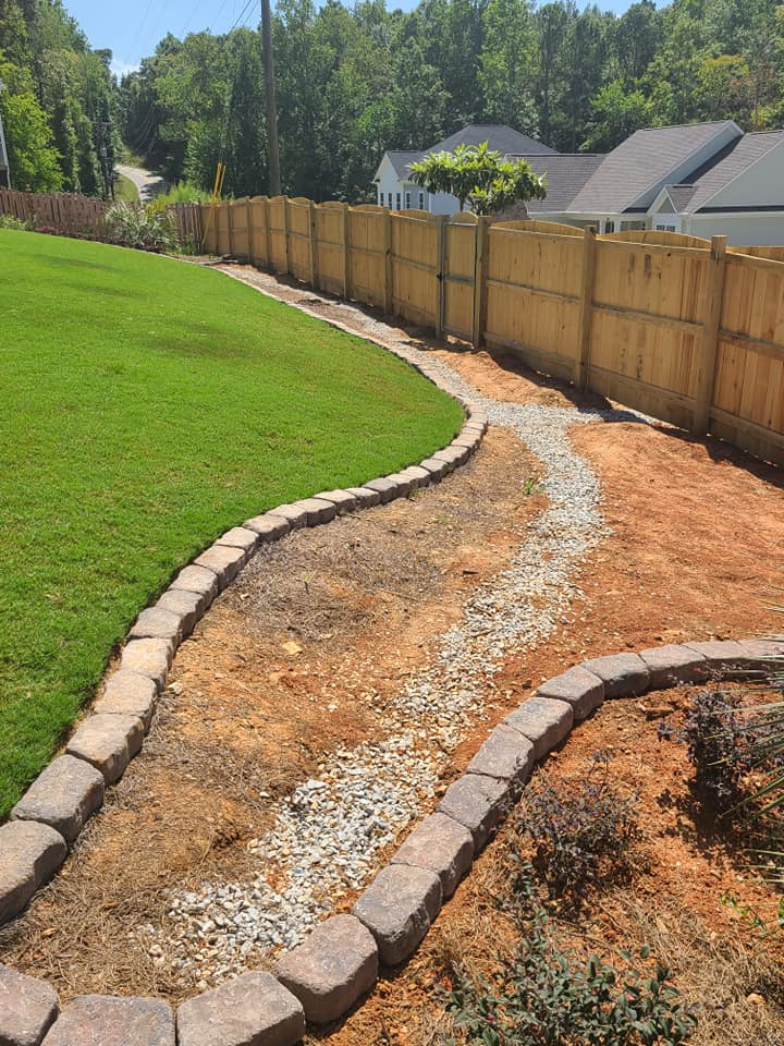 French Drain San Francisco California